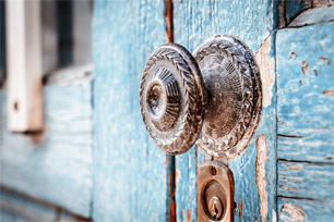 home-doorknob
